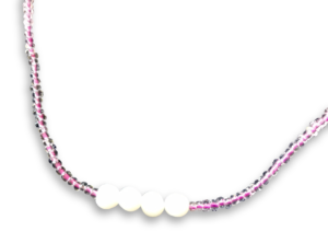Image of product, beaded necklace