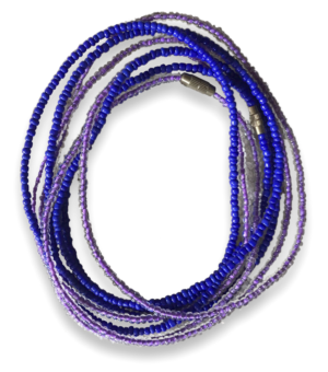 Image of product, multiple strands of beaded necklace